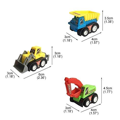 Mini Baufahrzeuge...
