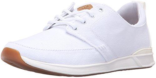 Recife - Rover Sapatos Baixos Branca Tabaco