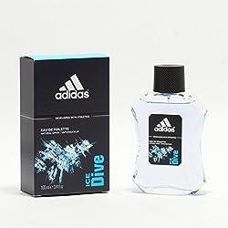 Adidas Ice Dive For Men - Edtspray 3.4 Oz