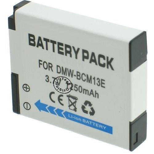 Otech Batterie Compatible pour PANASONIC LUMIX DMC-TZ57