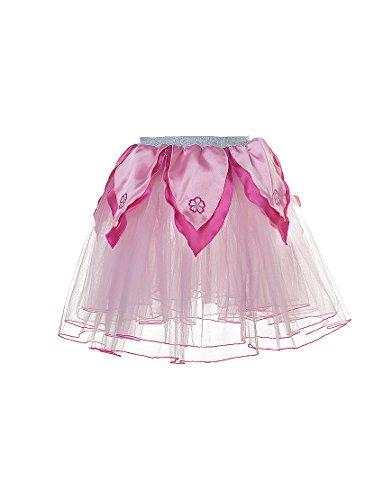 DREAMY DRESS-UPS 50421Rose/Rosa de Flores tutú Disfraz (Tamaño pequeño)