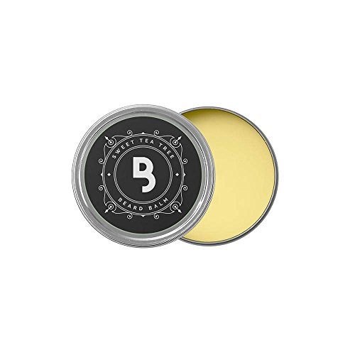 Babel Alchemy Beard Balm for Men, Sweet Tea Tree with Organic and All Natural Ingredients, 60ml/2oz