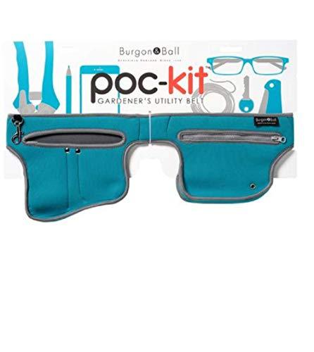 Burgon & Ball GKN/pockeuc Garten Werkzeug Utility Gürtel poc-kit-Eukalyptus -