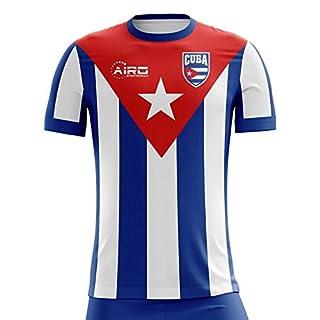 Airo Sportswear 2018-2019 Cuba Home Concept Football Soccer T-Shirt Trikot