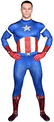 shoperama shoperama shoperama Captain America The Avengers Combinaison pour Homme 51f8c2