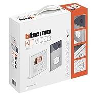 BTicino Kits videoporteros 363411–Kit V12H c100V12e-l3000