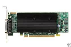 MATROX M9120-E512LPUF M9120 Plus Graph Card PCI Express x16 512 MB w Aces Matrox M9120-E512LPUF 512MB GDDR2 PCI Express x16 Low Profile