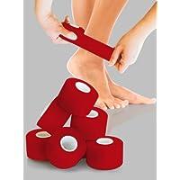 Sporttape 3,8 cm x 10 m rot preisvergleich bei billige-tabletten.eu