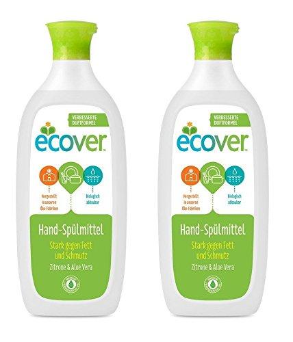 Ecover mano de lavavajillas Limón & Aloe Vera