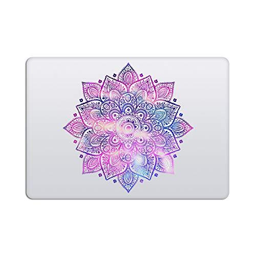 Artsybb Mandala Vinyl-Aufkleber für Apple MacBook 12