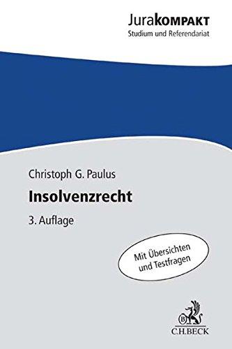 Insolvenzrecht: mit internationalem Insolvenzrecht