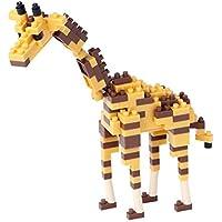 Nanoblock NAN-NBC158 Giraffe 3D Puzzle