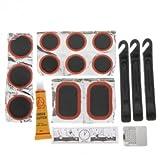 High Quality -Fahrrad- Gummireifen-Reifen -Reparatur -Kit -Werkzeug-Set -Patch Gummikleber