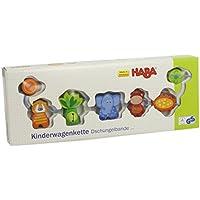 HABA 3994 - Kinderwagenkette Dschungel-Bande preisvergleich bei kleinkindspielzeugpreise.eu