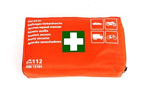 Erste-Hilfe-Verbandskasten Kraftwagen-Verbandtasche DIN 13164