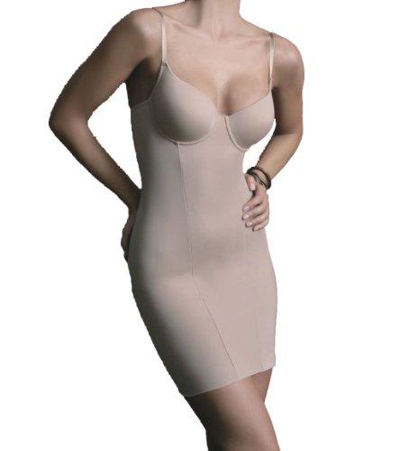 Ladymissalonghi Shapewear Long-Shirt mit Einlage vorgeformt 36968 Sassa haut 90 B