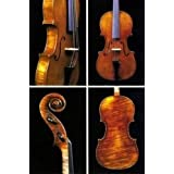 "VIOLA - Jay Haide (Stradivari Antique) (Luthier) (Tapa Pino Abeto Macizo de Calidad) 16"""