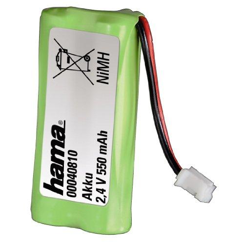 Hama NiMH Batterie pour Siemens Giga 2,4 V/550 mAh (Import Allemagne)