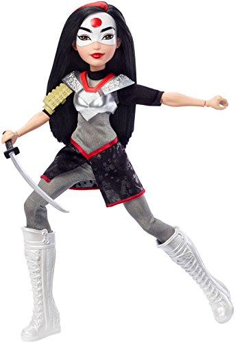 Mattel FDJ30 - DC Super Hero Girls Katana, ()