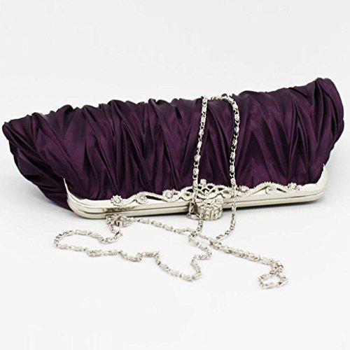 PRIAMS 7, Poschette giorno donna Purple