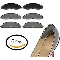 Fersenhalter Fersenpolster zu Große Schuhe - 6 Stück Geleinlagen High Heels - mit extra-Volumen, Reiben und Schürze... preisvergleich bei billige-tabletten.eu