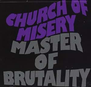 Master of Brutality-Reissue