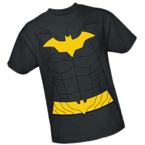 Batgirl Kostüm -- DC Comics - The New 52 Erwachsener T-Shirt, (T Shirt Kostüm Batgirl)