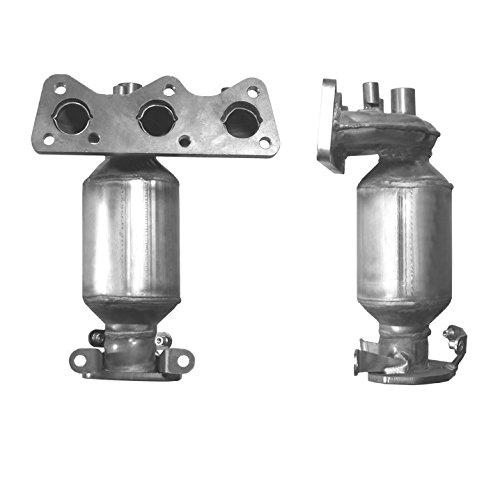 Catalyseur Pot Catalytique SEAT IBIZA 1.2i 6v (BBM moteur) 6/07-5/08 (catalyseur/collecteur)