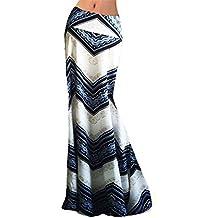 Falda larga para mujer con cintura alta, regalo ideal de Navidad de Novias Boutique
