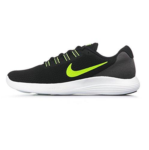 Nike Lunarconverge, Chaussures De Course Pour Homme Noir