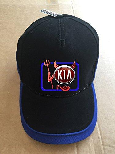 kia-devil-teufel-auto-logo-unisex-baseball-cap-mutze-c17-schwarz-blau