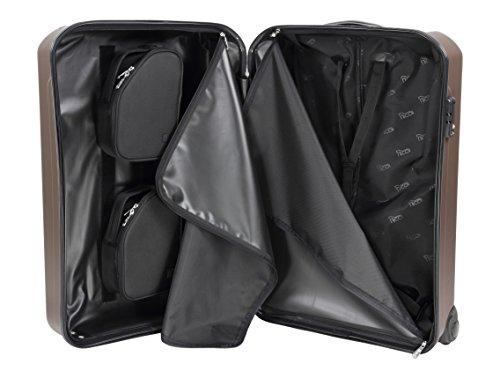 NICO chaussures d'équitation et sportkoffer Noir - Noir