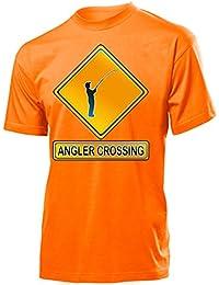 ANGLER CROSSING T-Shirt Herren S-XXL