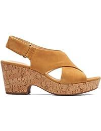 c6deb866fe6b Suchergebnis auf Amazon.de für  Gelb - Sandalen   Damen  Schuhe ...