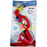 Mini Sax Musical Toy For Kids - Multi Color