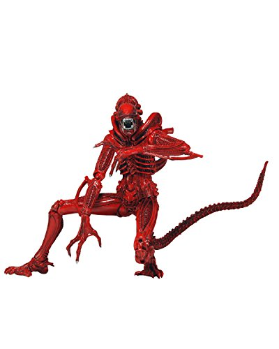 Neca - Figurine Aliens Genocide Serie 5 - Alien Red 18cm - 0634482513705 1