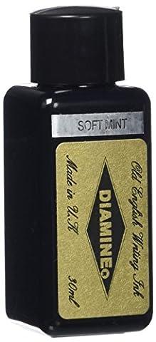 Diamine 30ml Soft Mint fountain pen ink