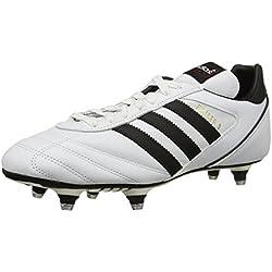 Adidas Kaiser 5 Cup Scarpe sportive, Uomo, Bianco (Ftwr White/Core Black/Core Black), 42 2/3 EU