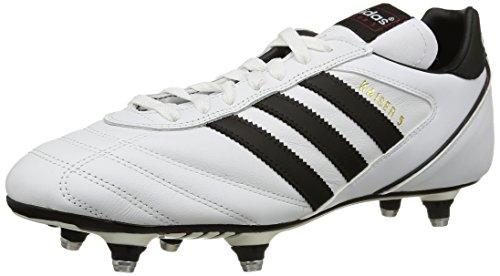 Adidas Kaiser 5 Cup Scarpe sportive, Uomo, Bianco (Ftwr White/Core Black/Core Black), 43 1/3 EU