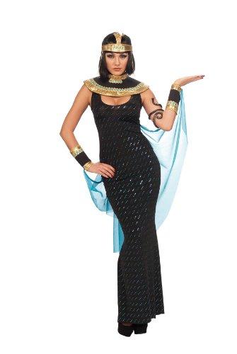 Rubies 2880790STD Goddess Cleopatra, Kostüm für Erwachsene, (Erwachsene Göttin Ruby Kostüme)