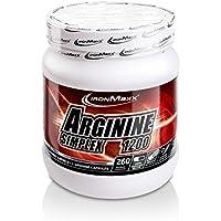 IronMaxx Arginin Simplex 1200 – Sehr hohe Konzentration von L-Arginin Aminosäuren – Ideal für Bodybuilding – Muskelaufbau... preisvergleich bei fajdalomcsillapitas.eu