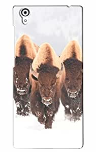 Vivo Y51L Animal print hard high quality mobile Back Cover Case best colour and best fitting cover and this is very popular mobile cover (NO-1 Seller in Amazon)