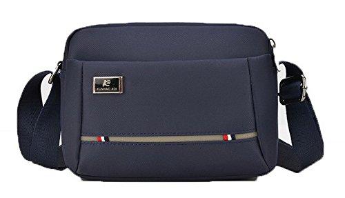 VogueZone009 Damen Mode Taschen Segeltuch Beiläufig Umhängetaschen,CCADBP180994