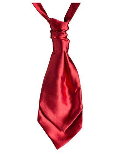 Paisley of London garçons et hommes à ruban CRAVATES - Rouge