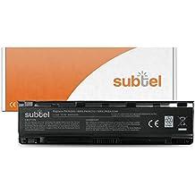 PA5024U Batteria per Toshiba Satellite C850 / C855 / C870 / C875 / L870 / L875 / P850 / P855 / P870 / P875 (4400mAh, 10.8V - 11.1V) Litio-Ioni Batterie subtel