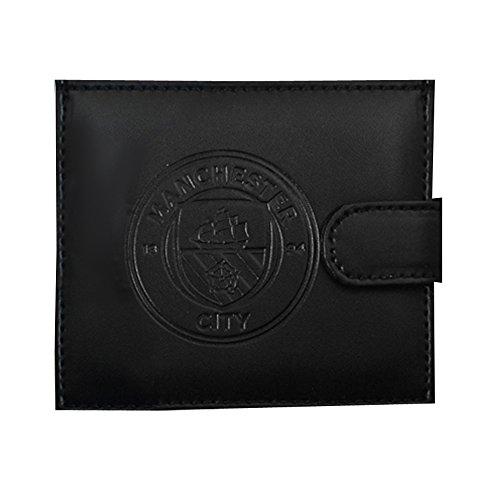 Manchester City RFID en relief Cuir Portefeuille