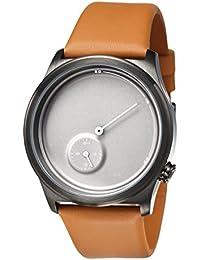 TACS Twenty - 4 Analog Grey Dial Unisex Watch - TS1101B