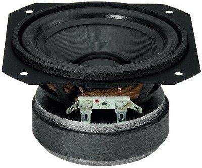 Monacor SPP-110/8 Hi-Fi Bass Midrange Speaker (60 WMAX, 30 WRMS, 4 Ohm)