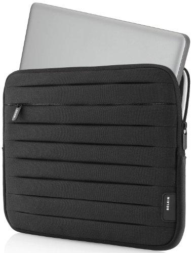 Belkin F8N371CWBKW - Funda blanda para ordenador portátil de 13.3