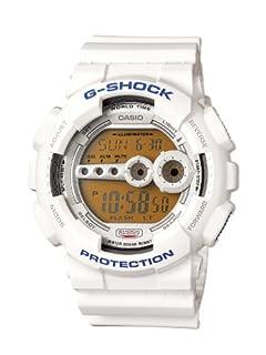 CASIO GD-100SC-7ER - Reloj de Caballero de Cuarzo, Correa de Resina Color Blanco (B004OYUNMS) | Amazon price tracker / tracking, Amazon price history charts, Amazon price watches, Amazon price drop alerts